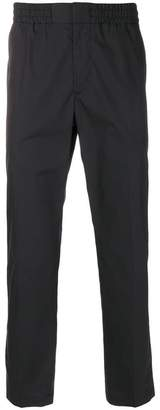 MSGM regular fit trousers