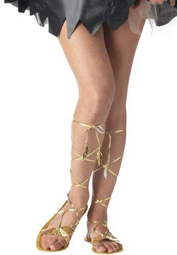 California Costumes Women's Goddess Sandal