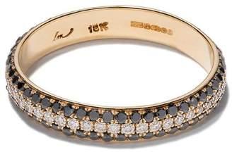 Lizzie Mandler Fine Jewelry ダイヤモンド バングル 18Kイエローゴールド