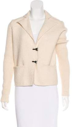 Lanvin Long Sleeve Knit Cardigan