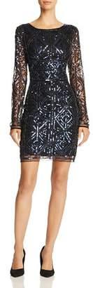 Molly Bracken Sequin Sheath Dress
