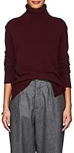 Officine Generale Women's Cashmere-Wool Turtleneck Sweater - Purple