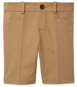Gucci Baby gabardine trousers with lyre
