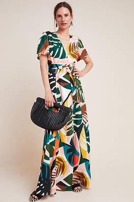Hutch Tropical Maxi Dress