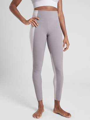 Athleta Elation Asym 7/8 Tight In Powervita