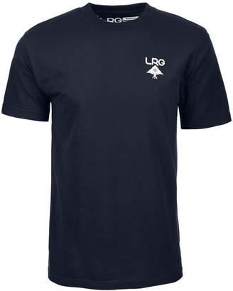 Lrg Men's Logo Plus T-Shirt