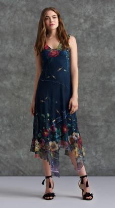 Sleeveless Asymmetrical Dress $398 thestylecure.com
