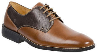Sandro Moscoloni Plain Toe 4 Eyelet Oxford Men Shoes