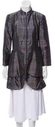 Emporio Armani Printed Coat