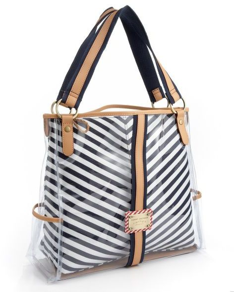 Tommy Hilfiger Parasol Tote