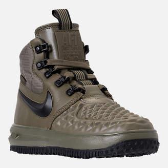 Nike Boys' Grade School Lunar Force 1 Duckboot '17 Boots