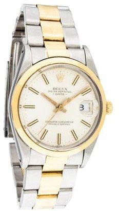 Rolex Date Watch
