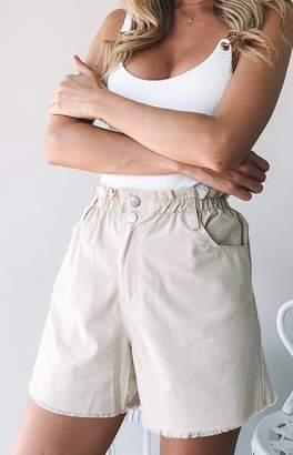BEIGE Bb Exclusive Kaya Shorts