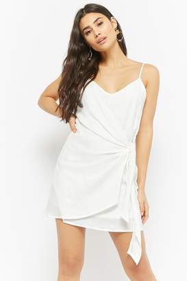 Forever 21 Wrap-Front Cami Dress