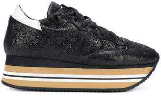 Philippe Model Tropez platform sneakers