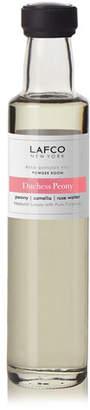 Lafco Inc. Duchess Peony Reed Diffuser Refill - Powder Room, 8.4 oz./ 248 mL