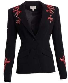 Cinq à Sept Orchid Pax Jacket