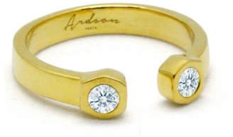 "Ardson Women's Industrial Gemstone Ring ""Wrench"""