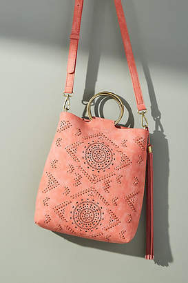 Anthropologie Sedona Mini Tote Bag