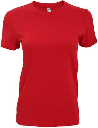 American Apparel Womens/Ladies Plain Short Sleeve T-Shirt (M)