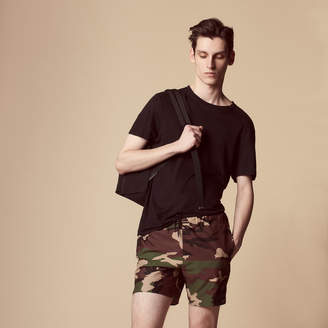 Sandro Camouflage print swimsuit