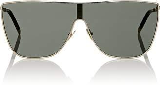 Saint Laurent Men's SL1 Mask Sunglasses