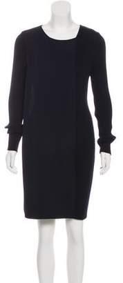 Christian Dior Virgin Wool Knit Dress
