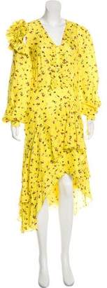 Preen by Thornton Bregazzi Asymmetrical Margot Dress w/ Tags