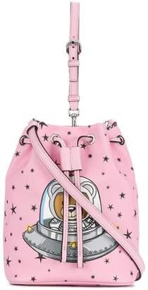 Moschino Space Teddy crossbody bag