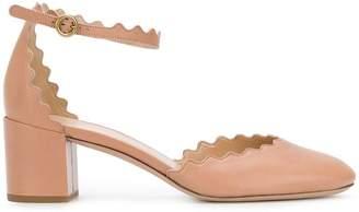 Chloé Lauren ankle-strap pumps
