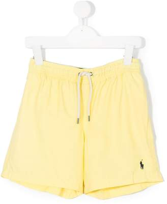 Ralph Lauren drawstring swim shorts