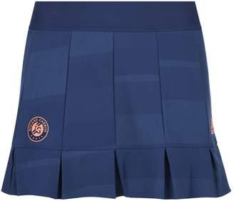 adidas Roland Garros Pleated Tennis Skirt