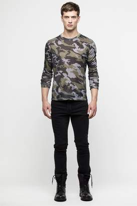 Zadig & Voltaire Hector Camou T-Shirt