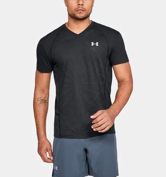 Under Armour Men's UA Swyft V-Neck T-Shirt