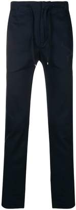 Bellerose drawstring tapered trousers