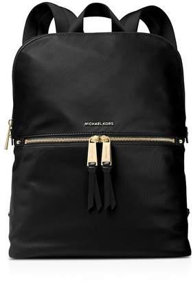 4246afe558e7 MICHAEL Michael Kors Polly Medium Nylon Slim Backpack