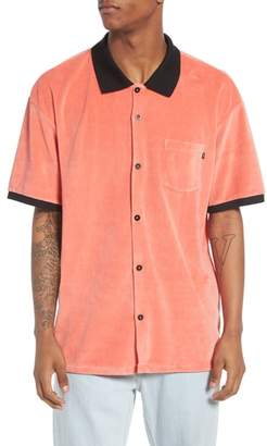 Obey Catalina Boxy Polo