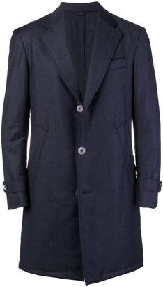 Tombolini single-breasted coat