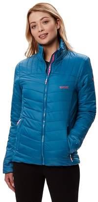 Regatta Blue 'Icebound' Quilted Lightweight Jacket