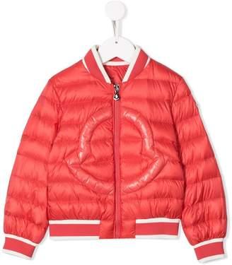 Moncler Rosa bomber jacket