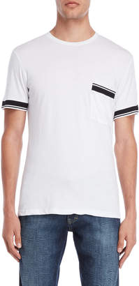 Imperial Star Contrast Trim Pocket Tee