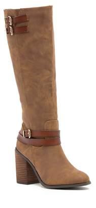 Madden-Girl Edrea Block Heel Boot