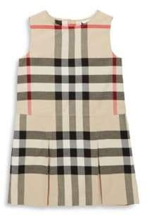 Burberry Toddler's, Little Girl's& Girl's Dawny Signature Plaid Dress