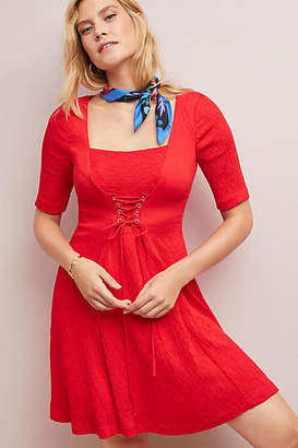 Maeve Juliet Corseted Dress