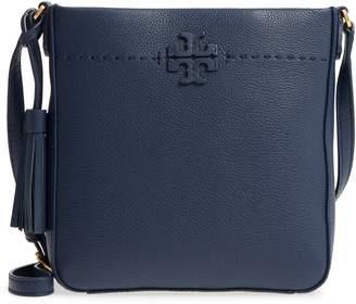 Tory Burch McGraw Leather Crossbody Tote