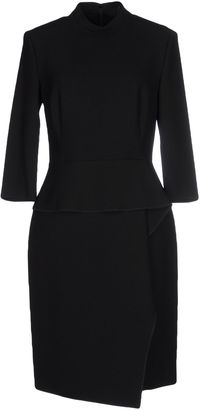 HUGO BOSS Short dresses $319 thestylecure.com