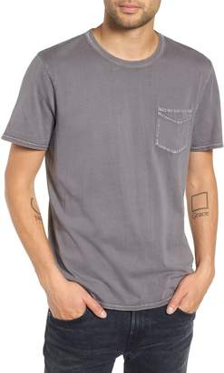 Treasure & Bond Washed Pocket T-Shirt