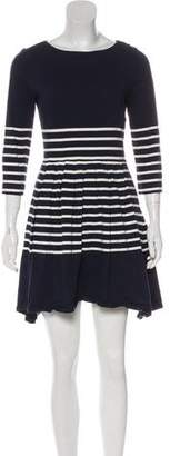 Boy By Band Of Outsiders Striped A-Line Dress