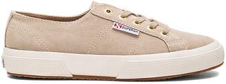 Superga 2750 Sueu Sneaker $89 thestylecure.com