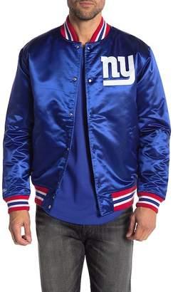 Mitchell & Ness NFL New York Giants Satin Jacket